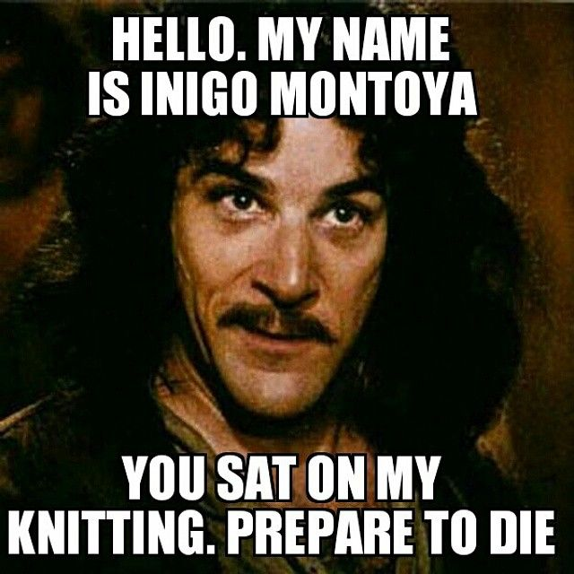 hello my name is inigo montoya